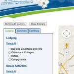 Polk County EDC: Travel & Tourism Website